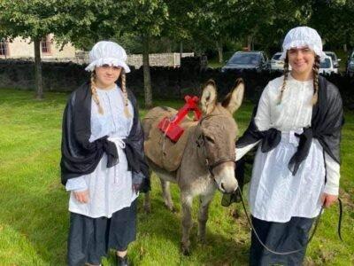 Ulster Folk Museum's Harvest Day 2021